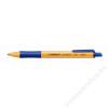 STABILO Golyóstoll, 0,5 mm, nyomógombos, STABILO Pointball, kék (TST603041)