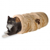 Trixie plüss bújócső cicáknak Bézs (TRX42981)