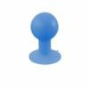 LogiLink iStand gumis állvány okostelefonhoz MP3-lejátszóhoz stb. kék
