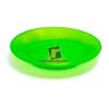 Play zsonglőrtányér puha pálcával, zöld