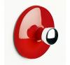 Spirella 10.16246 Bowl akasztó piros fürdőszoba kiegészítő