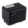 Powery Utángyártott akku videokamera Canon VIXIA HF R306 2400mAh
