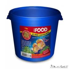 Aqua-Food 1L vörös szúnyoglárva haleledel