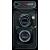 SMART iPhone 4/4s hátlap matrica fekete