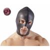 Fetish - neoprén maszk (fekete)