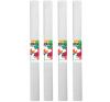Krepp-papír (50x200cm) fehér dekoráció
