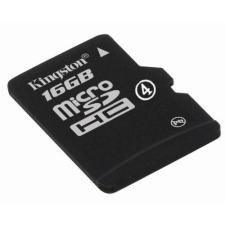 Kingston microSDHC 16GB Class 4 memóriakártya