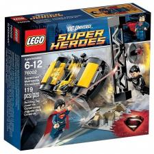 LEGO Super Heroes - Superman Metropolisz erőpróba 76002 lego