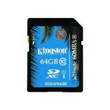Kingston SDXC 64GB Ultimate UHS-I Class 10 memóriakártya
