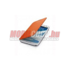 Samsung Galaxy Note 2 Flip cover tok, Narancs