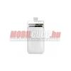 CELLECT Sony Xperia Z méretű slim bőr tok, Fehér