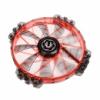 Bitfénix BitFenix Spectre PRO Black 200mm Red LED