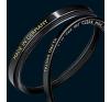 B & W B+W cirkuláris polárszűrő S03 - egyszeres felületkezelés - F-pro foglalat - 58 mm objektív szűrő