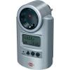 Conrad Fogyasztásmérő EM 231 E LCD 0 – 9999.9 kWh Brennenstuhl