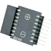 Conrad ModuLED LED dugaszolható rendszer - összekötő elem, 30 mm, Barthelme 61003430