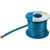 Conrad Hangszórókábel, hangfalkábel 1 x 10 mm² kék színben 5 m Conrad