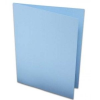 Rössler Papier GmbH and Co. KG Rössler B/6 karton  2 részes 120/240x169 mm 220gr. vízkék