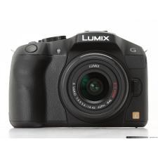 Panasonic Lumix DMC-G6 digitális fényképező