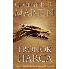 Alexandra Trónok harca - A tűz és jég dala I. - George R. R. Martin - Új, javított kiadás, átdolgozott fordítással regény