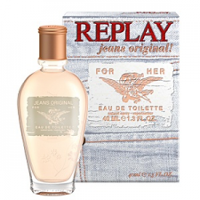 Replay Jeans Original! For Her EDT 60 ml parfüm és kölni