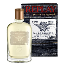 Replay Jeans Original! For Him EDT 75 ml parfüm és kölni