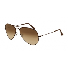 RB3025 AVIATOR LARGE METAL 004-51