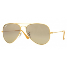 RB3025 112-O6 AVIATOR LARGE METAL
