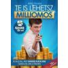 Alkér Orsolya Te is lehetsz milliomos (CD melléklettel)
