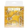 Mini Mini Wire Puzzle Szett Sárga