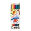 ICO Creative Kids színes ceruza, hajlékony, 12 szín