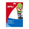APLI 105x148mm A5 hordozón 30db/cs