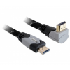 DELOCK Cable High Speed HDMI with Ethernet A-A ang