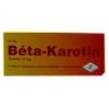 Béta-karotin tabletta 40 db 40 db