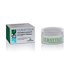 Verattiva Viso Baktériumos, öregedés elleni regeneráló ránc-kisimító krém 50 ml nappali arckrém