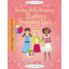 Sticker Dolly Dressing Parties and Shopping Girls