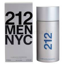 Carolina Herrera 212 Men EDT 200 ml parfüm és kölni