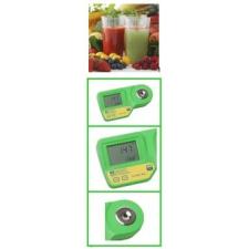 MA871 Digitális Brix Refraktométer mérőműszer
