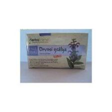 Herbatrend orvosi zsálya filteres tea, 20 filter gyógytea