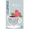 Clipper bio fehér tea málnával, 26 filter