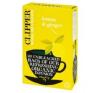 Clipper bio koffeinmentes citrom-gyömbér tea, 20 filter tea