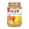 Hipp bébiétel, őszibarackos-banános alma