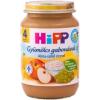 Hipp bébiétel, alma-szőlő rizzsel