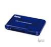 Hama 55348 KÁRTYAOLVASÓ USB 2.0 35in1 kártyaolvasó
