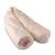 Bio Prána párna Bio tönkölyhéj párna, 100x10 cm Bébi-henger párna, 100% pamut belső huzattal (csak párna)