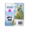 Epson T26134010 Tintapatron XP 600, 700, 800 nyomtatókhoz, EPSON vörös, 4,5ml