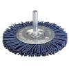 Wolfcraft Csiszolókorong, polírozó korong 6 mm átmérővel nylon sörtés Wolfcraft 2726000