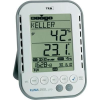 TFA Digitális páratartalom-/hőmérő adatgyűjtővel, vezeték nélküli USB vevő, TFA KlimaLogg Pro 30.3039.IT