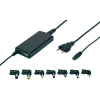 Voltcraft Notebook tápegység, 65 W, 3,14 A, 110-240 V/AC, VOLTCRAFT SNPS-65 65W