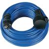 Brennenstuhl Kültéri hálózati kábel toldó IP44 védettséggel 25m Brennenstuhl 1169810