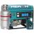 Heron EGM-55/48 AVR-1G benzin-gáz motoros áramfejlesztő, max 5500/4800 VA, egyfázisú (8896113G)